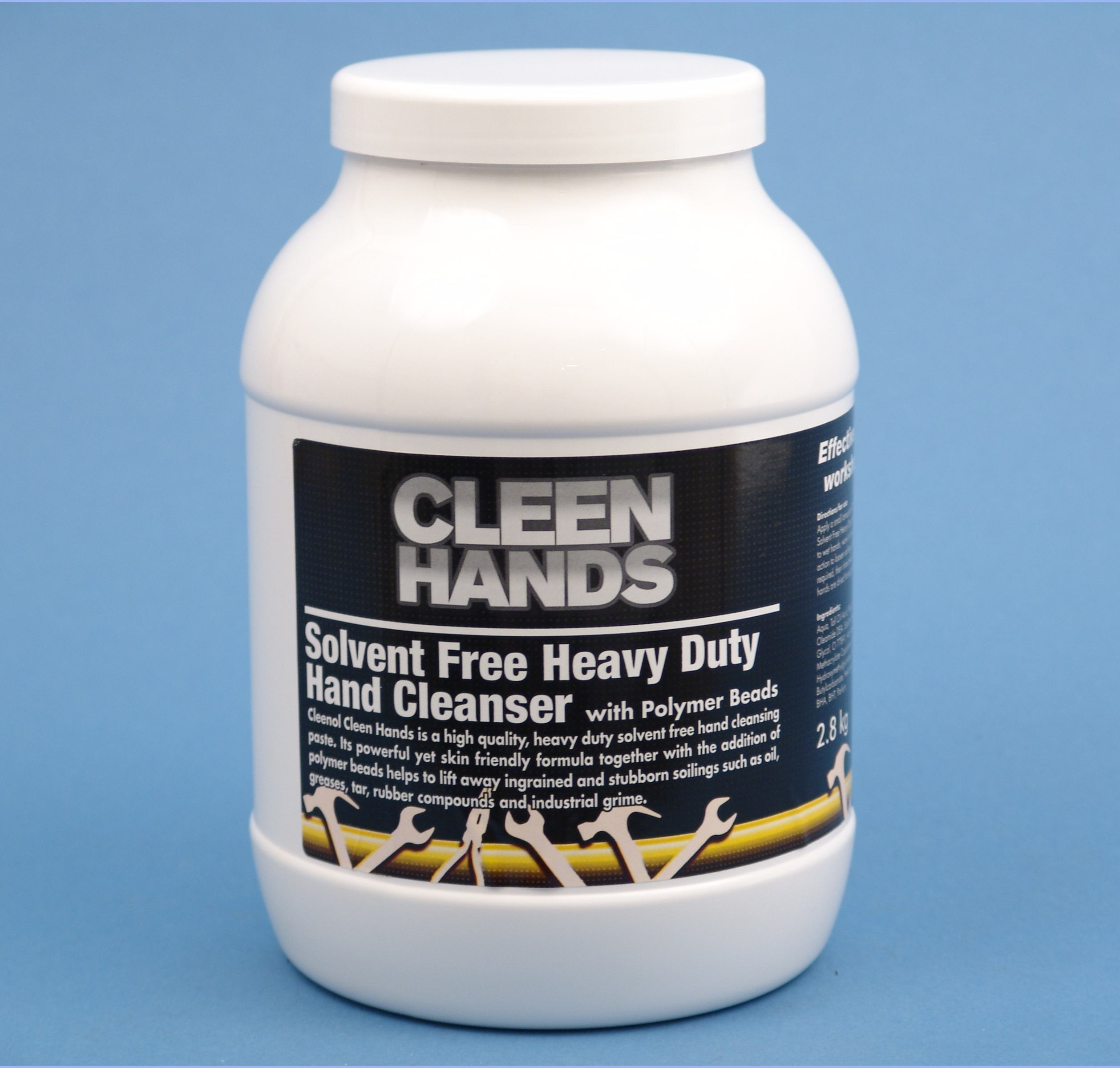 Cleen Hands Citrus Heavy Duty Hand Cleanser - 2.8 Litres