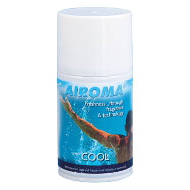 Airoma Air Freshening Systems/Airoma Cool Refill 12 x 250ml