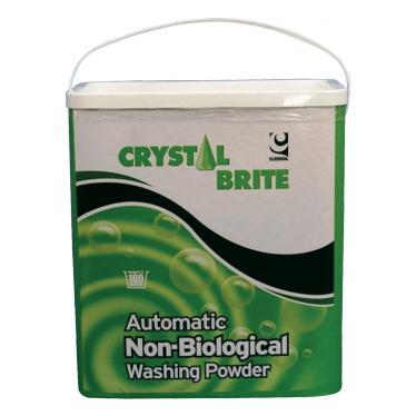 Crystalbrite Non-biological Laundry Powder 8.1kg