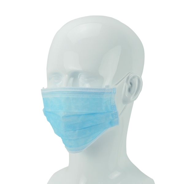 Disposable General Purpose 3ply Face Masks Pack of 10