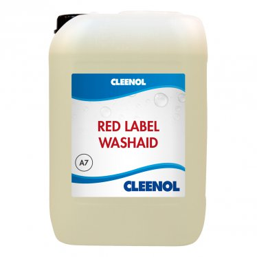Red Label Washaid 10L