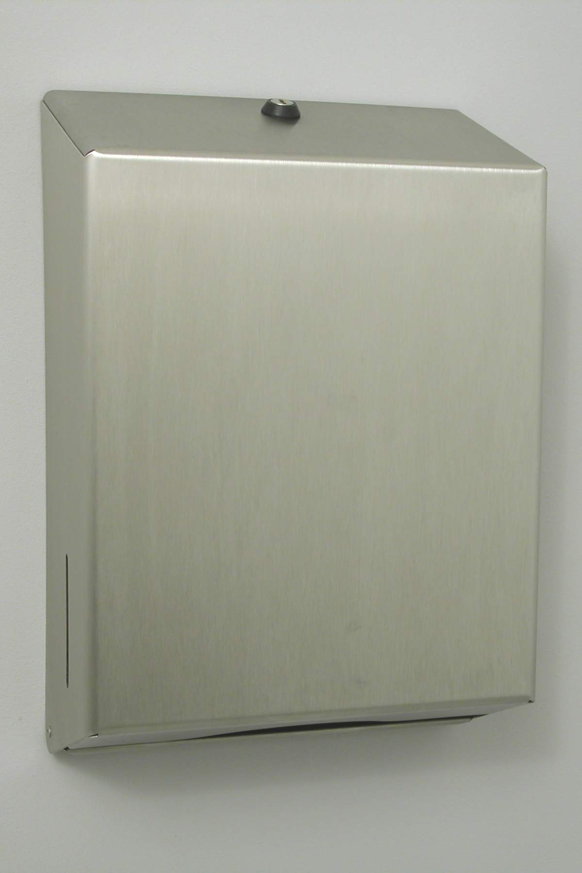STAINLESS STEEL HAND TOWEL BRUSHED B