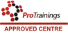 Pro-Training-Approved-center-logo